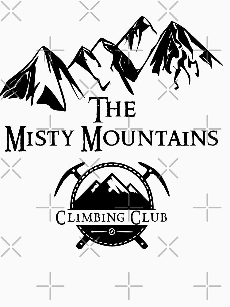 Misty Mountains Climbing Club, LOTR parodia de Jeditwins