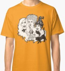 Hocus Pocus Witches-LIMITED TIME ONLY Classic T-Shirt