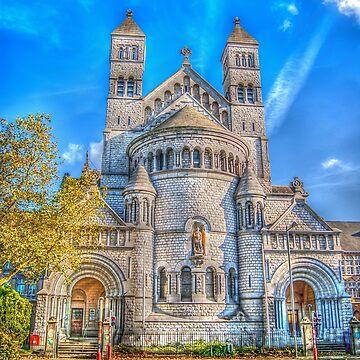 Saint-Michel Church by FelipeLodi