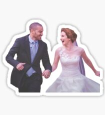 JACKSON + APRIL (JAPRIL) STICKER Sticker