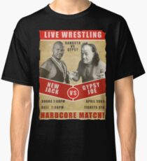 New Jack VS Gypsy Joe Classic T-Shirt