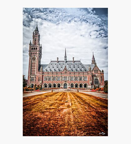Peace Palace Photographic Print