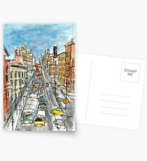14th Street Postcards