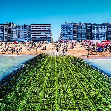 Beach Promenade by FelipeLodi