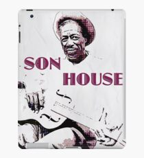 Son House - Blues Legend iPad Case/Skin