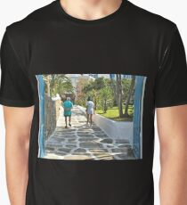 Coming Home Graphic T-Shirt