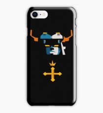 Voltron Out of the Dark iPhone Case/Skin