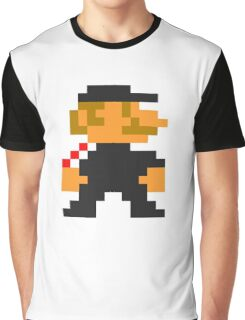 N7 Mario Graphic T-Shirt