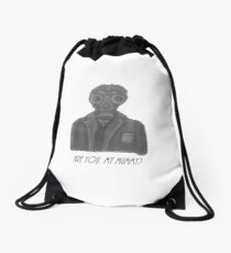 Empty Child Drawstring Bag