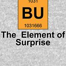 Boo Das Element der Überraschung von kjanedesigns