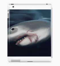 Great White  iPad Case/Skin
