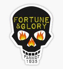 Jones-ing for Adventure Sticker