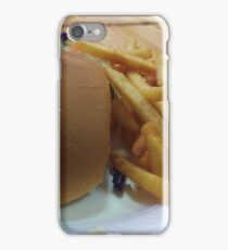 Big food iPhone Case/Skin