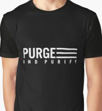 Purge And Purify Graphic T-Shirt