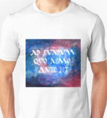 Galaxy To Boldly Go  Unisex T-Shirt