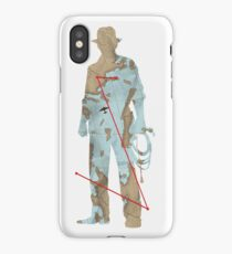 The Map To Nurhaci iPhone Case/Skin