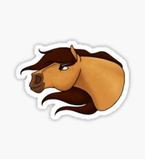 Spirit: Stallion of the Cimarron Sticker