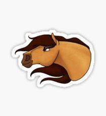 Spirit: Stallion of the Cimarron Sticker