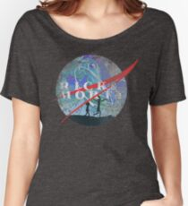 Rick & Morty (distressed) Women's Relaxed Fit T-Shirt
