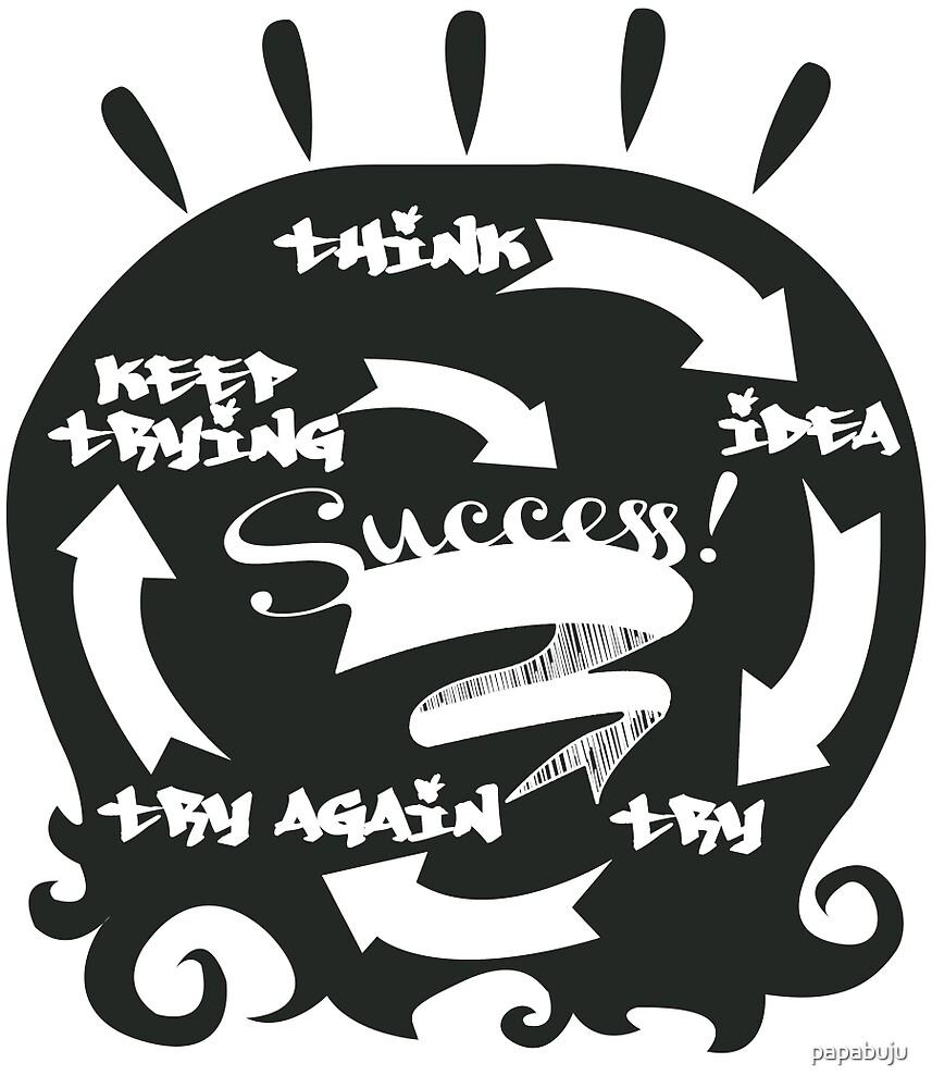 The Success Formula by papabuju
