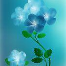 Blue-tiful by Stephanie Rachel Seely
