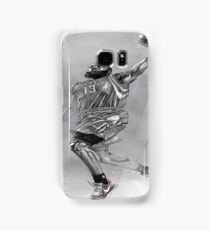 James Harden Sketch Samsung Galaxy Case/Skin