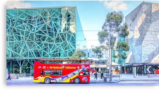 Sightseeing Melbourne - Melbourne, Victoria by sjphotocomau