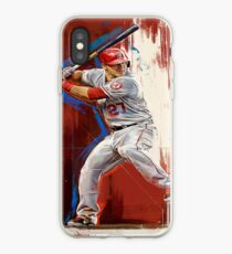 Mike Trout - Los Angeles Angels iPhone Case