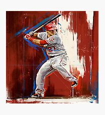 Mike Trout - Los Angeles Angels Photographic Print
