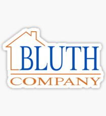 Bluth Company - Arrested Development Sticker