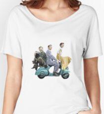 Audrey Hepburn: Römischer Feiertag Loose Fit T-Shirt