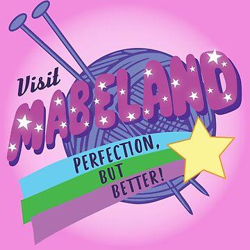 Visit Mabeland!  by geekibiz