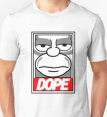 Dope - The Simpsons T-Shirt