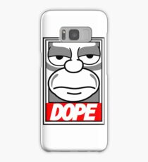 Dope - The Simpsons Samsung Galaxy Case/Skin