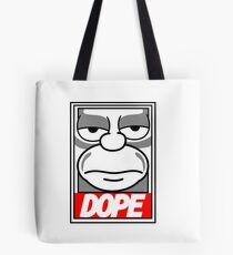 Dope - The Simpsons Tote Bag