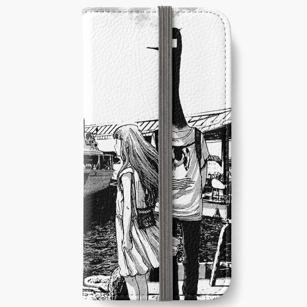 Punpun - By the Sea iPhone Wallet