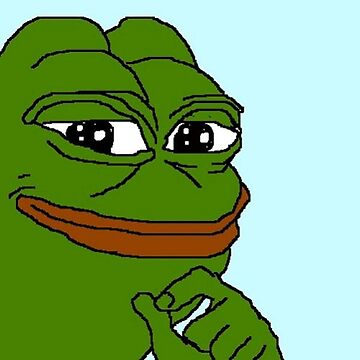 PEPE THE FROG by itwantsmedead
