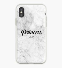 Prinzessin AF - Tumblr inspiriert iPhone-Hülle & Cover
