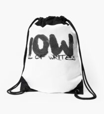 Ill Of Writes Drawstring Bag