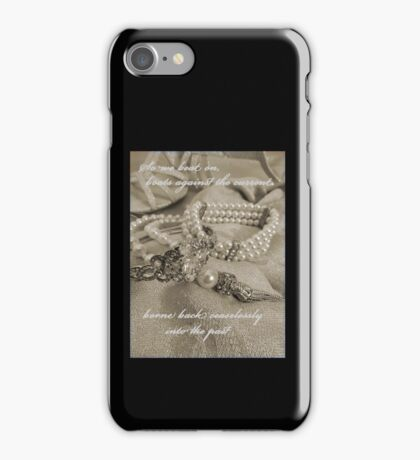 In Memory of Gatsby iPhone Case/Skin