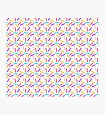 Sprinkles Photographic Print