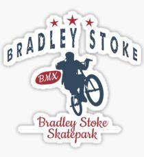 BMX Club- Bradley Stoke Sticker