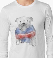 Western Bulldogs ( Go Doggies! ) Long Sleeve T-Shirt
