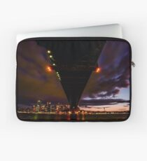 Under a Bridge Laptop Sleeve