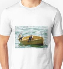 Stop rocking the boat T-Shirt