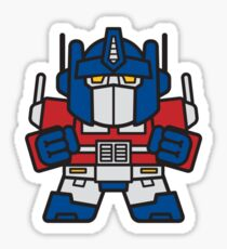 Mitesized Prime Sticker