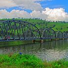 Bethanga bridge by ndarby1
