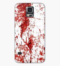 Hannibal Blood Splatter Case/Skin for Samsung Galaxy
