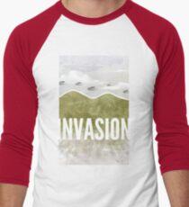 Invasion - Summer of discontent Men's Baseball ¾ T-Shirt