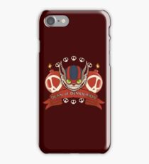 Dean of Demolition. iPhone Case/Skin
